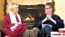 morning joe in pajamas