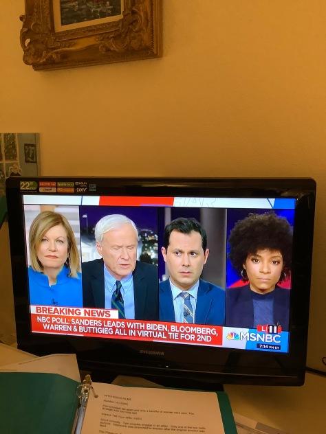 MSNBC sad